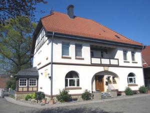 Der Hof Behrens in Dungelbeck.